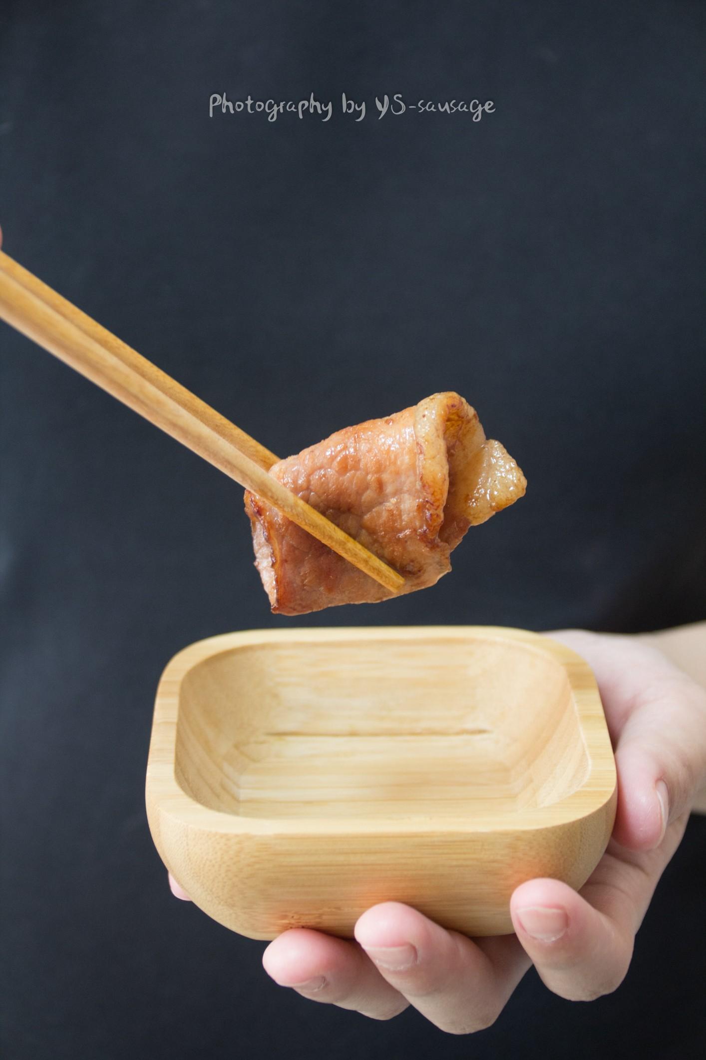 【高雄中都-永山香腸】團購美食、臺灣豬、當日現宰後腿肉、永山特製-醃肉片 (每份600g)